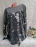 Модная женская кофточка,размеры:50,52,54., фото 2