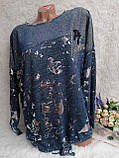 Модная женская кофточка,размеры:50,52,54., фото 4