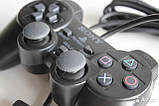 Джойстик PlayStation Геймпад PS1 PS2 джойстик PS2 Playstation 2 ps 2, фото 4