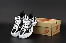 Мужские кроссовки New Balance 530 White. ТОП Реплика ААА класса., фото 2
