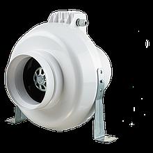 Вентилятор канальный центробежный Вентс ВК 100 EC, однофазный, мощность 82Вт, объем 340м3/ч