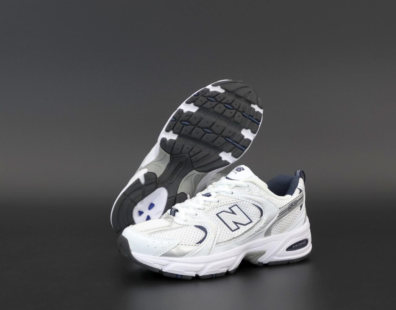 Женские кроссовки New Balance 530 White. ТОП Реплика ААА класса.