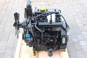 Двигатель для китайского минитрактора KM385BT, DongFeng, Jinma, Xingtai, Foton, Lovol, Булат, Orion, DW, ДТЗ