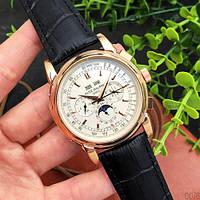 Мужские наручные часы Patek Philippe Grand Complications Black-Gold-White, фото 2