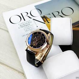 Мужские наручные часы Patek Philippe Grand Complications 5002 Sky Moon Black-Gold-Black