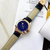 Мужские наручные часы Patek Philippe Grand Complications 5002 Sky Moon Black-Gold-Black, фото 8