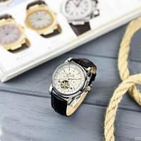 Мужские наручные часы Patek Philippe Grand Complications Tourbillon Black-Silver-White, фото 2