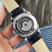 Мужские наручные часы Patek Philippe Grand Complications Tourbillon Black-Silver-White, фото 5