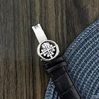 Мужские наручные часы Patek Philippe Grand Complications Tourbillon Black-Silver-White, фото 6