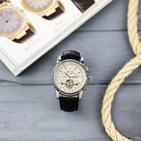 Мужские наручные часы Patek Philippe Grand Complications Tourbillon Black-Silver-White, фото 7