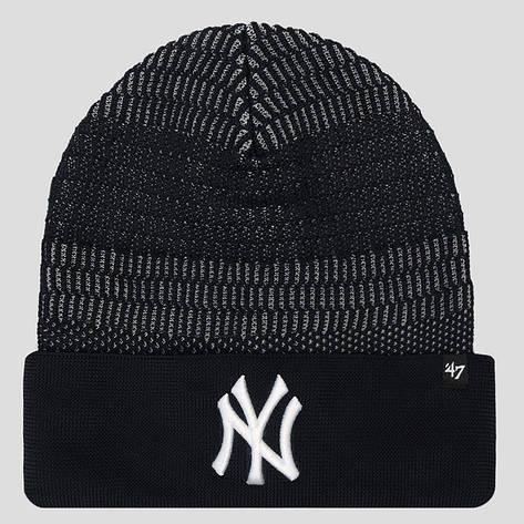 Шапка 47 Brand Warp New York Yankees (b-warpk17pve-ny), фото 2