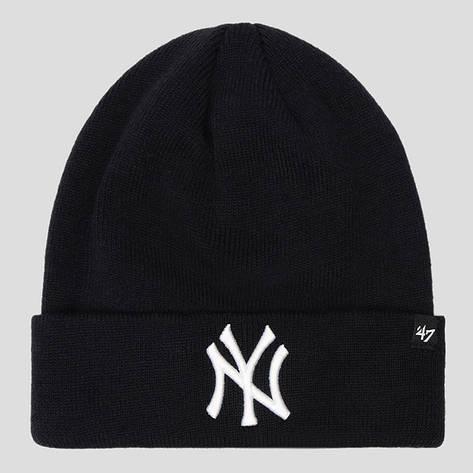 Шапка 47 Brand Raised New York Yankees (b-rkn17ace-nyd), фото 2