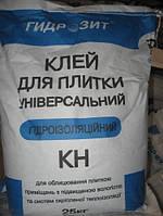Клей для плитки гидроизолирующий морозостойкий, Гидрозит КН