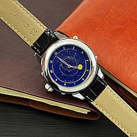 Мужские наручные часы Patek Philippe Grand Complications 5002 Sky Moon Black-Silver-Black, фото 5