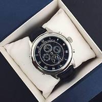 Мужские наручные часы Patek Philippe Grand Complications 5002 Sky Moon Black-Silver-Black, фото 6