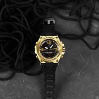Мужские наручные часы Casio G-Shock GLG-1000 Black-Gold, фото 5