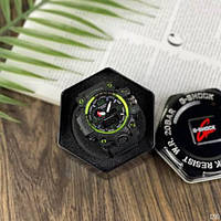 Мужские наручные часы Casio G-Shock GWG-1000 Black-Green, фото 2