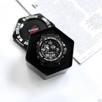 Мужские наручные часы Casio G-Shock GLG-1000 Black-White, фото 3