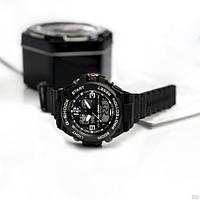 Мужские наручные часы Casio G-Shock GLG-1000 Black-White, фото 4