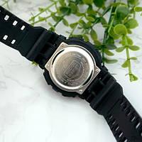 Мужские наручные часы Casio G-Shock GA-110 Black-Silver New, фото 4