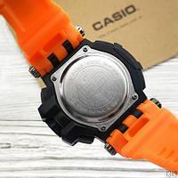 Мужские наручные часы Casio G-Shock GPW-1000 Black-Orange, фото 3