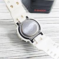Мужские наручные часы Casio G-Shock GA-110 White-Black New, фото 4