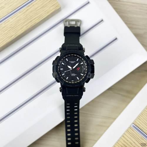 Мужские наручные часы Casio G-Shock GPW-1000 All Black