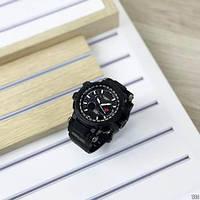 Мужские наручные часы Casio G-Shock GPW-1000 All Black, фото 2