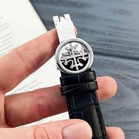 Мужские наручные часы Patek Philippe Grand Complications 5002 Sky Moon Black-Silver-Black New, фото 3
