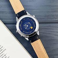 Мужские наручные часы Patek Philippe Grand Complications 5002 Sky Moon Black-Silver-Black New, фото 4