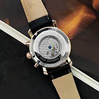 Мужские наручные часы Jaragar 540 Black-Cuprum-Black, фото 2