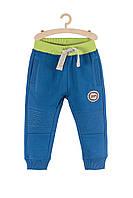 Спортивні штани для хлопчика 92 см, штани спортивні 5.10.15, сині