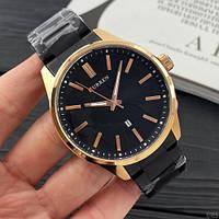 Мужские наручные часы Curren 8366 Black-Gold, фото 2