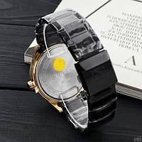 Мужские наручные часы Curren 8366 Black-Gold, фото 3