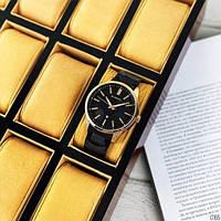 Мужские наручные часы Curren 8366 Black-Gold, фото 5