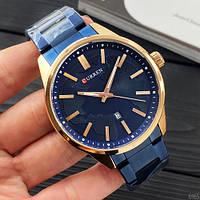 Мужские наручные часы Curren 8366 Blue-Gold, фото 2