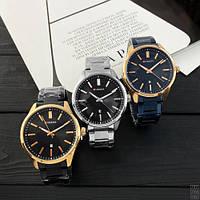 Мужские наручные часы Curren 8366 Blue-Gold, фото 4