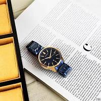 Мужские наручные часы Curren 8366 Blue-Gold, фото 9