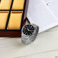 Мужские наручные часы Curren 8366 Silver-Black, фото 5