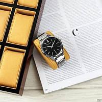 Мужские наручные часы Curren 8366 Silver-Black, фото 6