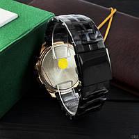 Мужские наручные часы Curren 8337 Black-Cuprum, фото 3