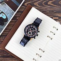 Мужские наручные часы Curren 8355 Black -Cuprum, фото 5