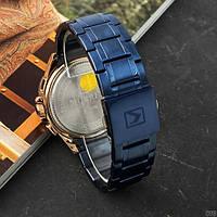 Мужские наручные часы Curren 8363 Blue-Cuprum, фото 3