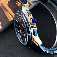 Мужские наручные часы Curren 8363 Blue-Cuprum, фото 4
