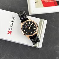 Мужские наручные часы Curren 8322 Cuprum-Black, фото 4