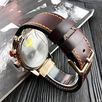 Мужские наручные часыCurren 8291Cuprum-Brown, фото 5