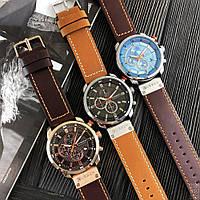 Мужские наручные часы Curren 8291 Silver-Blue, фото 5