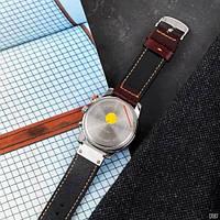 Мужские наручные часы Curren 8291 Silver-Blue, фото 9