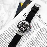 Мужские наручные часы Curren 8329 Black-Silver, фото 4