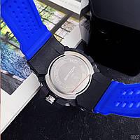 Мужские наручные часы Sanda 759 Blue-Black, фото 3